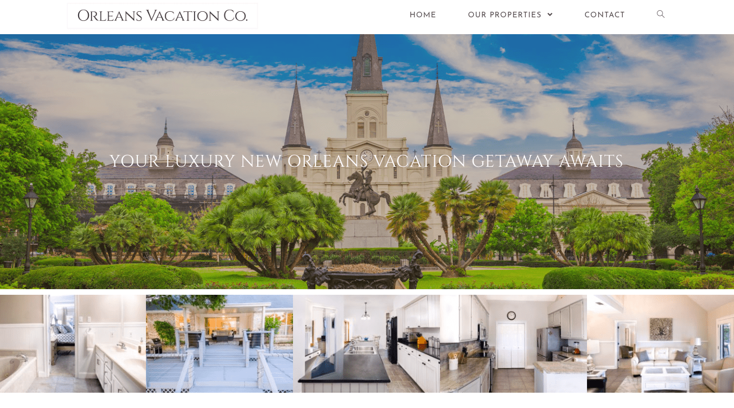 Affordable Vacation Rentals in New Orleans - Slidell